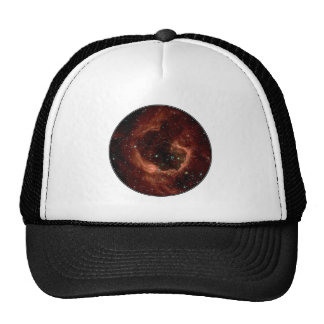 """A Star-Forming """"Bubble"""" Trucker Hat"""