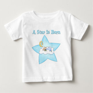 A Star is Born  Baby Boy Baby T-Shirt