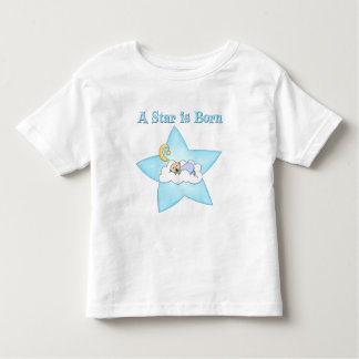 A Star is Born  Baby Boy Toddler T-shirt