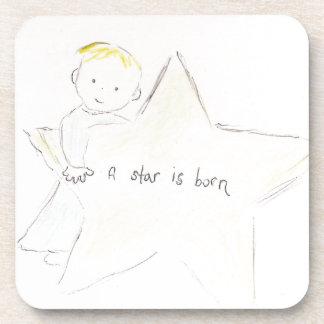 A Star is Born Coaster