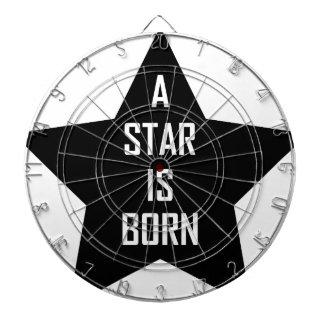 a star is born dartboard