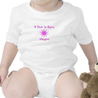 A Star Is Born, Megan Infant Creeper