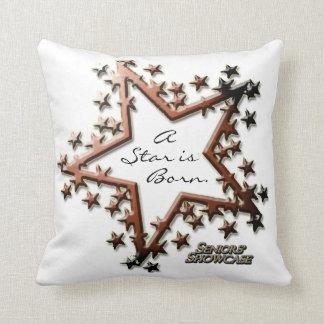 A Star is Born. Pillows