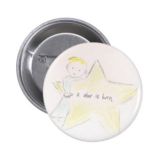 A Star is Born Pin