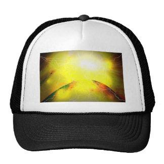 A Star Is Born - Science Fiction Digital Art Trucker Hat