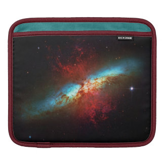 A Starburst Galaxy - Messier 82 (Cigar Galaxy) iPad Sleeve