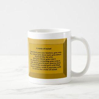 A State of Mind Coffee Mug