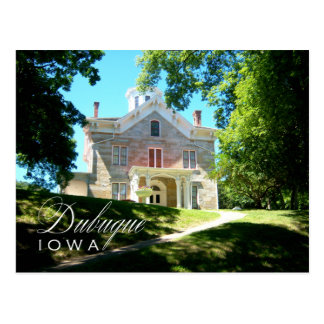 A State of Mind Dubuque Postcard