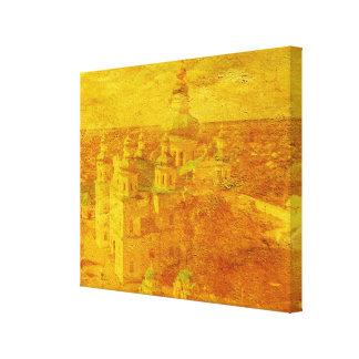 A Stately Pleasure Dome Canvas Print