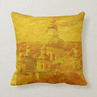 A Stately Pleasure Dome Throw Pillow
