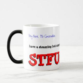 A Steaming Hot Mug of STFU!