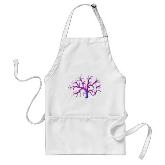 A stemy coral reef adult apron