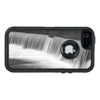 A Step Down Grayscale OtterBox Defender iPhone Case