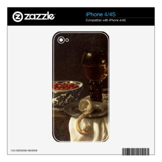 A Still Life Decal For The iPhone 4S