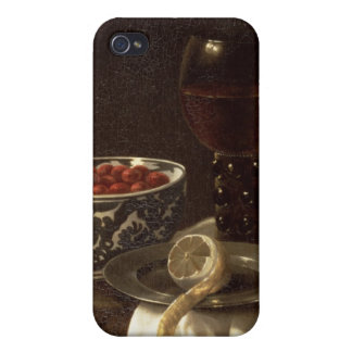 A Still Life iPhone 4 Cover
