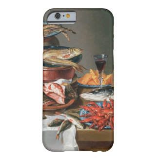 A Still Life of a Fish, Trout and Baby Lobsters, 1 Barely There iPhone 6 Case