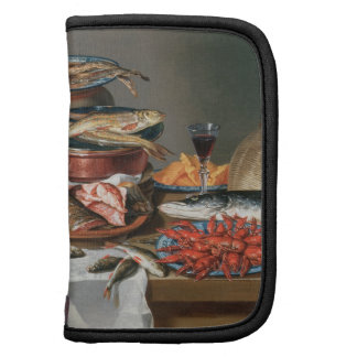 A Still Life of a Fish, Trout and Baby Lobsters, 1 Folio Planners