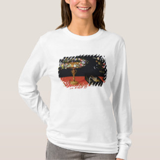A Still Life of a Tazza with Flowers T-Shirt
