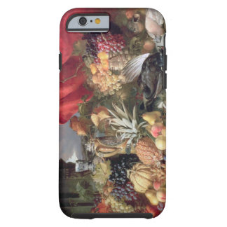 A Still Life of Game Birds and Numerous Fruits Tough iPhone 6 Case