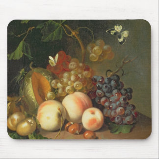 A Still Life on a Marble Ledge Mouse Pad