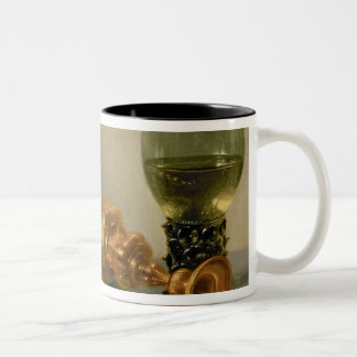 A Still Life with a Roemer and a Gilt Cup Coffee Mug