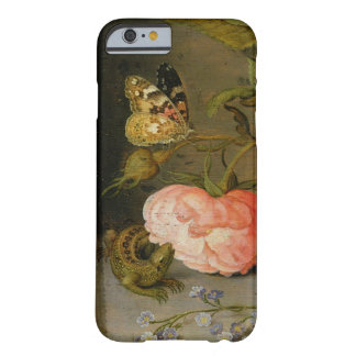 A Still Life with Roses on a Ledge Barely There iPhone 6 Case