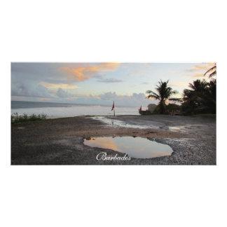 A Still Morning - Barbados Photo Card