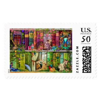 A Stitch In Time II Postage
