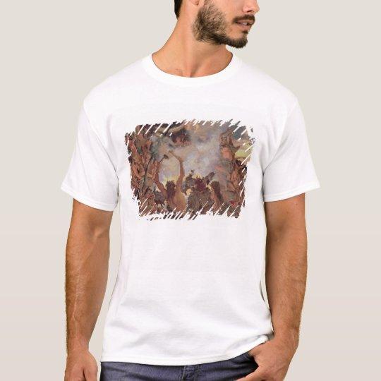 A Stone Age Feast, 1883 T-Shirt