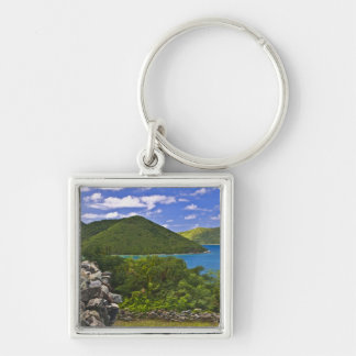 A stop at the Annaberg Sugar Mill, St. John Keychain