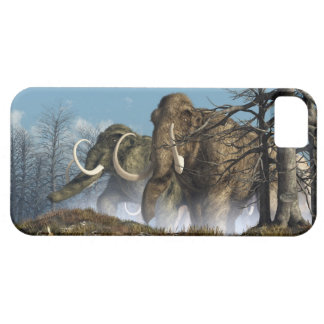 A Storm Of Mammoths iPhone SE/5/5s Case