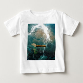 A STORM RAVAGING OUR CHILDREN.jpg Baby T-Shirt