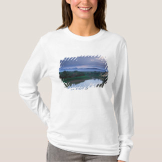 A stormy morning, with threatening clouds T-Shirt