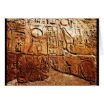 """""""A Story in Egypt"""" JTG Art Greeting Card"""
