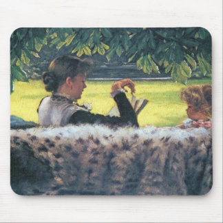 A story read by James Tissot Mouse Pad