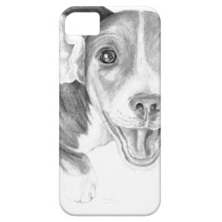 A Story To Tell, A Beagle Puppy iPhone SE/5/5s Case