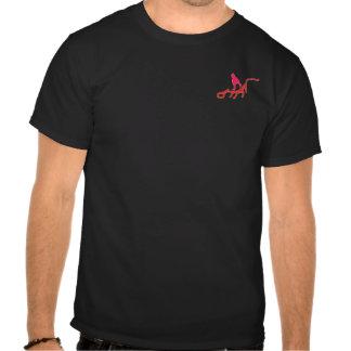 A strange being t-shirt