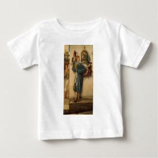 A Street Altar by Sir Lawrence Alma Tadema Baby T-Shirt