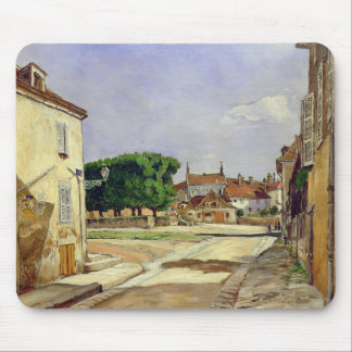 A Street in Avallon Mouse Pad