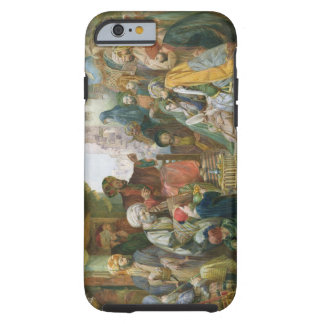 A Street in Cairo (w/c on paper) Tough iPhone 6 Case