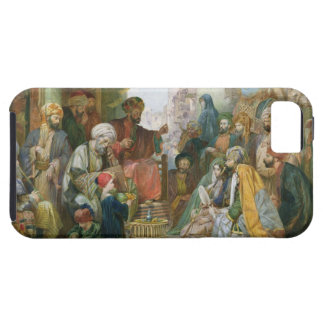 A Street in Cairo (w/c on paper) iPhone 5 Cover
