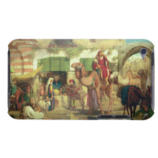 A Street in Jerusalem, 1867 Barely There iPod Case