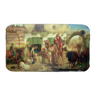 A Street in Jerusalem, 1867 iPhone 3 Covers