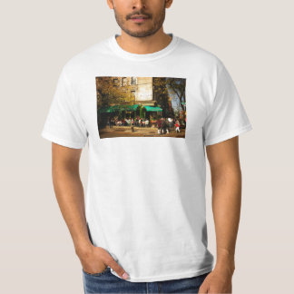 A Street Scene in Alphabet City, East Village, NY T-Shirt