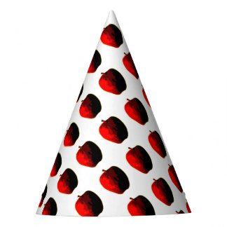 A stretcher party hat