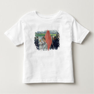 A Strike at Saint-Ouen, 1908 Toddler T-shirt