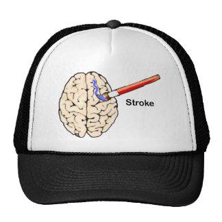 A Stroke Trucker Hat