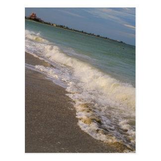 A Stroll Along St Pete Beach Postcard