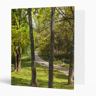 A Stroll in the Park Binder