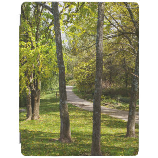 A Stroll in the Park iPad Smart Cover